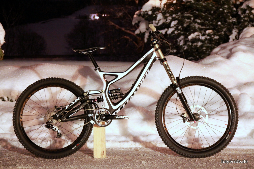 Specialized Demo 8 I Carbon 2013