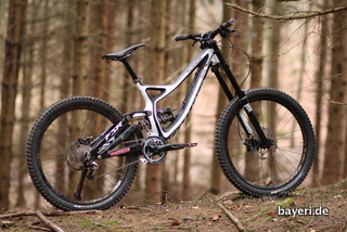 Specialized Demo Carbon II 2014